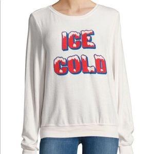 Wildfox Ice Cold Sweatshirt